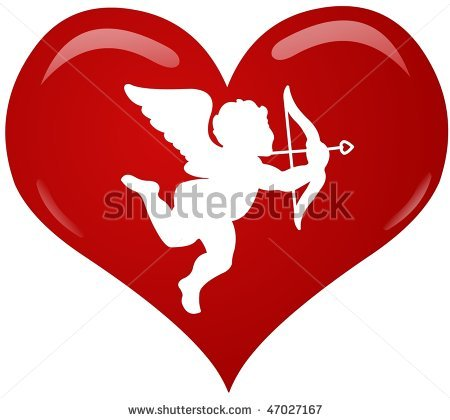 Stock Vector Eros Heart 47027167 A Word With You Press